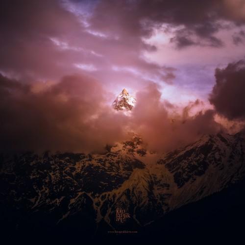 Mt. Raldang (5499 m ASL), Kinnaur, Himachal Pradesh, India